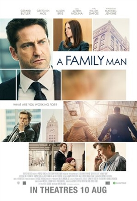 A Family Man poster #1525182