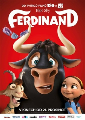 The Story of Ferdinand  poster #1525258