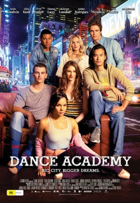 Dance Academy: The Movie poster #1525388