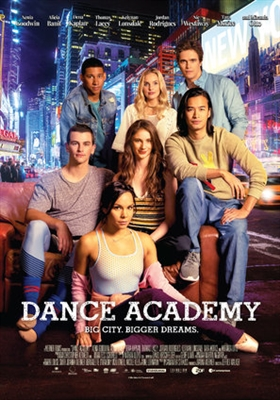 Dance Academy: The Movie poster #1525389