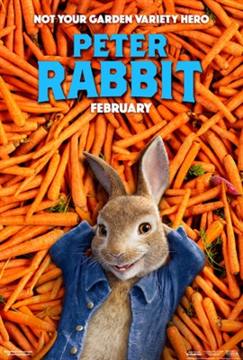 Peter Rabbit poster #1525433