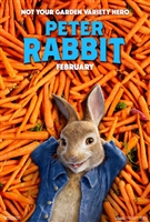 Peter Rabbit (2018) movie posters