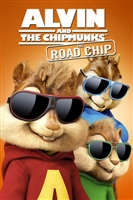 Alvin and the Chipmunks: The Road Chip movie poster