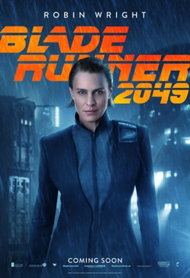 Blade Runner 2049 poster #1525679
