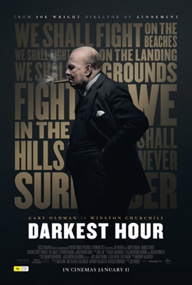 Darkest Hour poster #1525692
