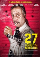 27: El club de los malditos movie poster
