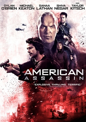 American Assassin poster #1525796