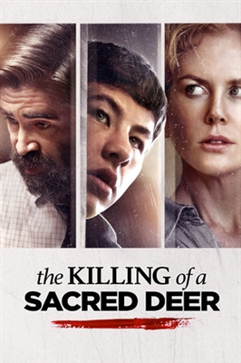 The Killing of a Sacred Deer poster #1526070