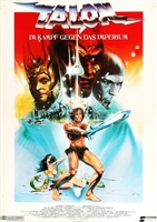 The Sword and the Sorcerer movie poster
