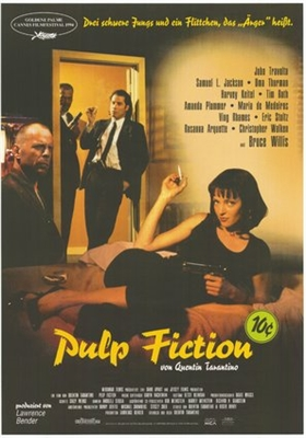 Pulp Fiction poster #1526168