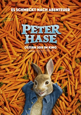 Peter Rabbit poster #1526390