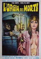 La orgía de los muertos movie poster