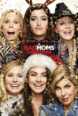 A Bad Moms Christmas poster #1526677