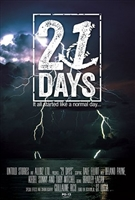 21 Days movie poster