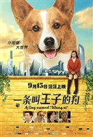 A Dog Named Wang Zi movie poster