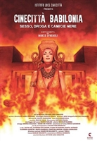 Cinecittà Babilonia movie poster