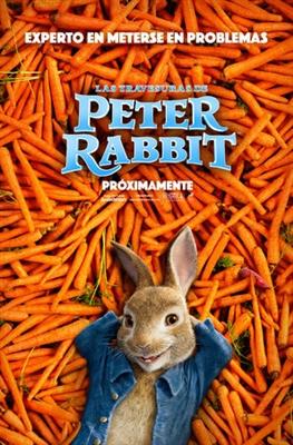Peter Rabbit poster #1527400