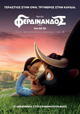 The Story of Ferdinand  poster #1527456