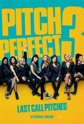 Pitch Perfect 3 poster #1527630