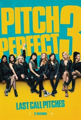 Pitch Perfect 3 poster #1527631