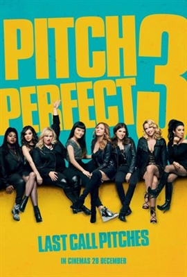Pitch Perfect 3 poster #1527637