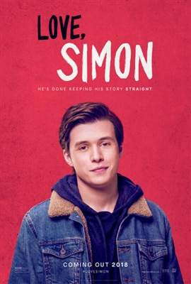 Love, Simon poster #1527652