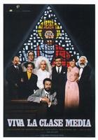 Viva la clase media movie poster