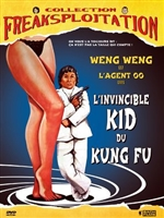 The Impossible Kid movie poster