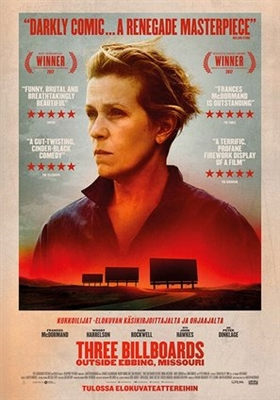 Three Billboards Outside Ebbing, Missouri poster #1528217