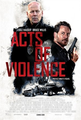Acts of Violence poster #1528391