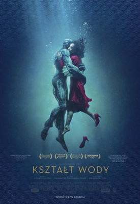 The Shape of Water poster #1528447