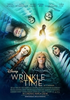 A Wrinkle in Time (2018) movie posters