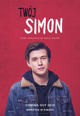 Love, Simon poster #1528481