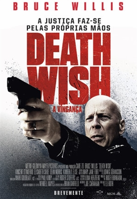 Death Wish poster #1528497