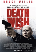 Death Wish (2018) movie posters