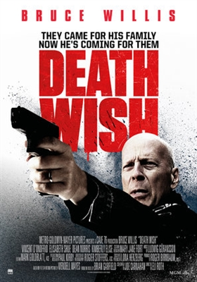 Death Wish poster #1528498