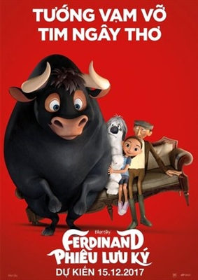 The Story of Ferdinand  poster #1529133