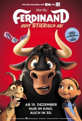 The Story of Ferdinand  poster #1529134