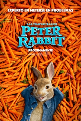 Peter Rabbit poster #1529158