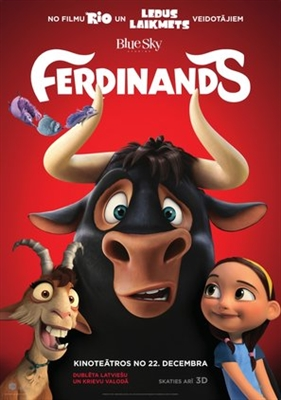 The Story of Ferdinand  poster #1529221