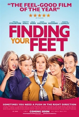 Finding Your Feet poster #1529275