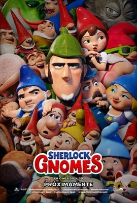 Gnomeo & Juliet: Sherlock Gnomes poster #1529332
