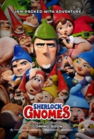 Gnomeo & Juliet: Sherlock Gnomes #1529416 movie poster