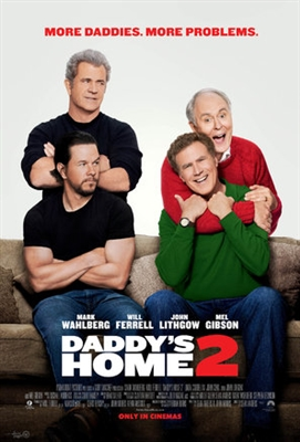 Daddy's Home 2 poster #1529476