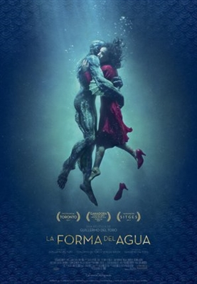 The Shape of Water poster #1529497