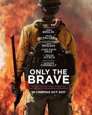 Only the Brave poster #1529553