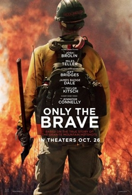 Only the Brave poster #1529554