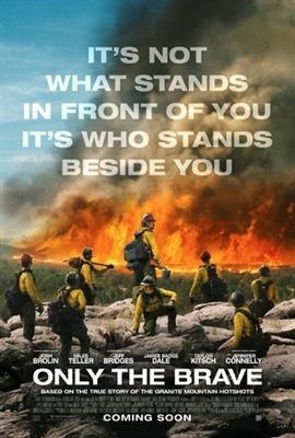 Only the Brave poster #1529558
