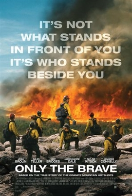 Only the Brave poster #1529559