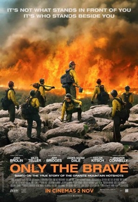 Only the Brave poster #1529564